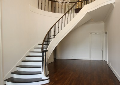 Curved Staircase 30