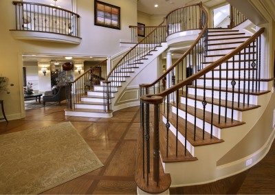 Curved Staircase 29