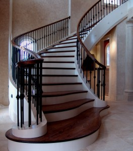 Curve Staircase 52