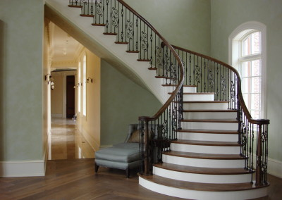 Curved Staircase 26