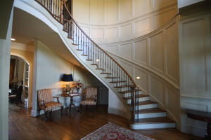 Curve Staircase 56