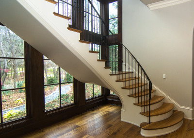 Curved Staircase 60