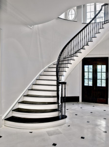Curve Staircase 92
