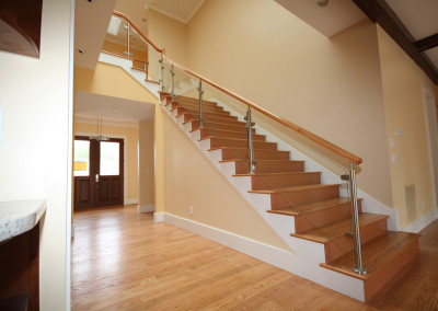 Modern Glass Staircase 23