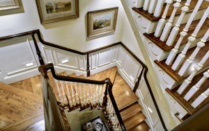Straight Staircase 76