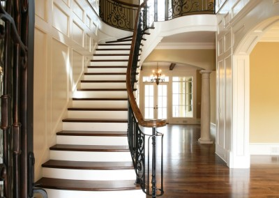 Curved Staircase 69