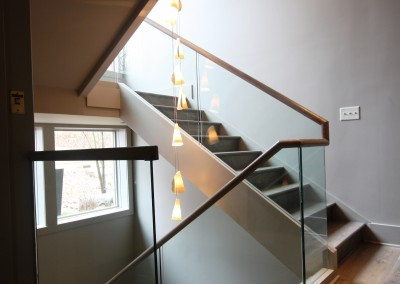 Modern Glass Staircase 7