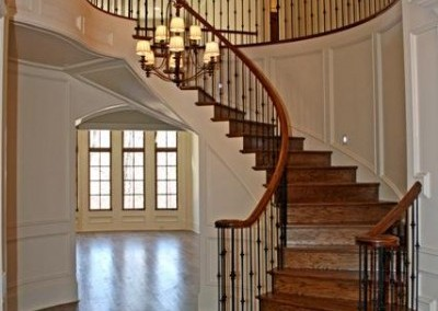 Curved Staircase 63