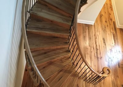 Curved Staircase 66