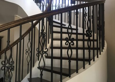 Curved Staircase 24