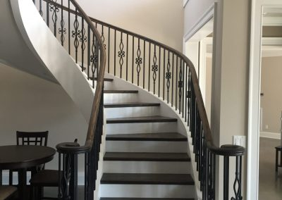 Curved Staircase 64