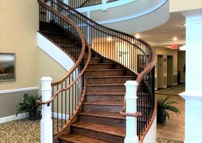 Curved Staircase 70