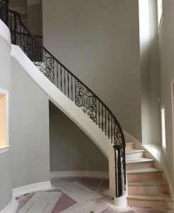 Curved Staircase 72