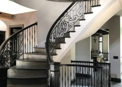 Curved Staircase 62