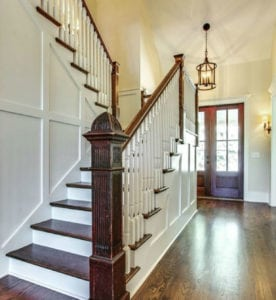 Straight Staircase 63