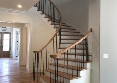 Curved Staircase 6