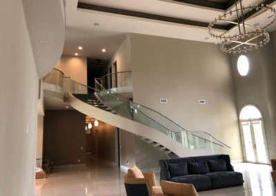 Modern Glass Staircase 6