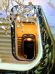 Straight Staircase 69