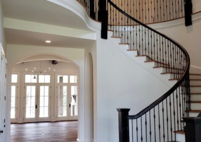 Curved Staircase 1