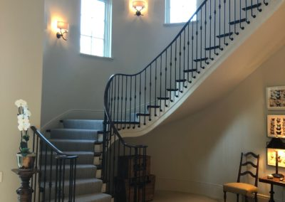 Curved Staircase 73