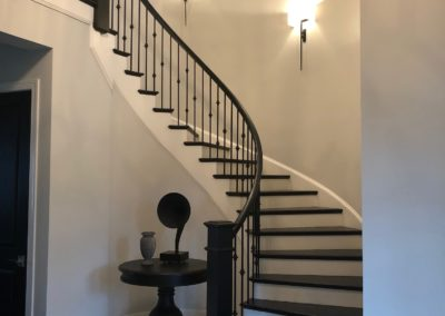 Curved Staircase 8