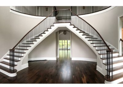 Curved Staircase 84