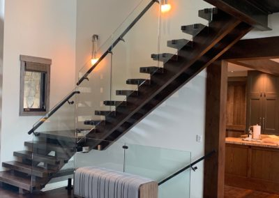 Modern Glass Staircase 12