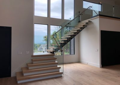 Modern Glass Staircase 15