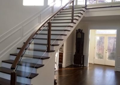 Modern Glass Staircase 18