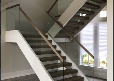 Modern Glass Staircase 4